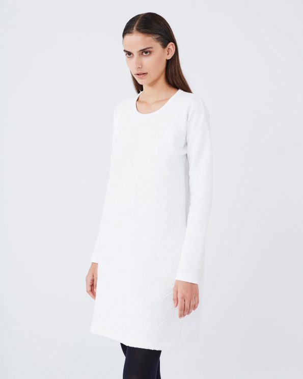 Long-Sleeved Dress
